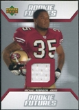 2006 Upper Deck Rookie Futures Jerseys #RFMR Michael Robinson