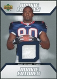 2006 Upper Deck Rookie Futures Jerseys #RFMW Mario Williams