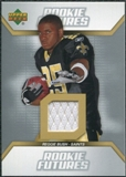 2006 Upper Deck Rookie Futures Jerseys #RFRB Reggie Bush