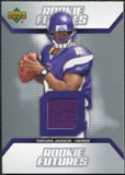 2006 Upper Deck Rookie Futures Jerseys #RFTJ Tarvaris Jackson