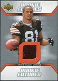 2006 Upper Deck Rookie Futures Jerseys #RFTW Travis Wilson