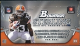 2012 Bowman Sterling Football Hobby Box