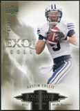 2010 Upper Deck Exquisite Collection #8 Austin Collie /35