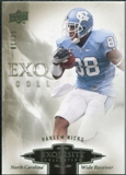 2010 Upper Deck Exquisite Collection #35 Hakeem Nicks /35