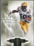 2010 Upper Deck Exquisite Collection #45 Joseph Addai /35