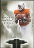 2010 Upper Deck Exquisite Collection #97 Vince Young /35