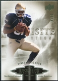 2010 Upper Deck Exquisite Collection #98 Vincent Jackson /35