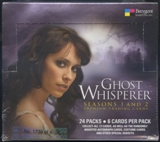 Ghost Whisperer Seasons 1 & 2 Hobby Box (2009 Breygent)