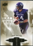 2010 Upper Deck Exquisite Collection Draft Picks #ERAD Andy Dalton /99