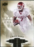 2010 Upper Deck Exquisite Collection Draft Picks #ERDM DeMarco Murray /99