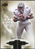 2010 Upper Deck Exquisite Collection Draft Picks #ERDT Daniel Thomas /99