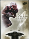 2010 Upper Deck Exquisite Collection Draft Picks #ERTS Torrey Smith /99