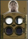 2010 Upper Deck Exquisite Collection Rare Materials #ERMBT Ben Tate /60
