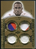2010 Upper Deck Exquisite Collection Rare Materials #ERMCS C.J. Spiller 24/60