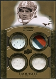 2010 Upper Deck Exquisite Collection Rare Materials #ERMDM Dan Marino /30