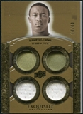 2010 Upper Deck Exquisite Collection Rare Materials #ERMDT Demaryius Thomas /60