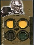 2010 Upper Deck Exquisite Collection Rare Materials #ERMGJ Greg Jennings /30
