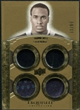 2010 Upper Deck Exquisite Collection Rare Materials #ERMJB Jahvid Best /60