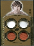 2010 Upper Deck Exquisite Collection Rare Materials #ERMJS Jordan Shipley /60