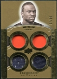 2010 Upper Deck Exquisite Collection Rare Materials #ERMMW Mike Williams /60