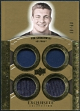 2010 Upper Deck Exquisite Collection Rare Materials #ERMRG Rob Gronkowski /60