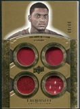 2010 Upper Deck Exquisite Collection Rare Materials #ERMRM Rolando McClain /60