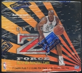 1996/97 Skybox Z-Force Series 1 Basketball Retail Box