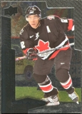 2010/11 Upper Deck Black Diamond Team Canada Die Cuts #TCJI Jarome Iginla