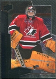 2010/11 Upper Deck Black Diamond Team Canada Die Cuts #TCMF Marc-Andre Fleury