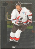2010/11 Upper Deck Black Diamond Team Canada Die Cuts #TCML Mario Lemieux