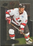 2010/11 Upper Deck Black Diamond Team Canada Die Cuts #TCPM Patrick Marleau