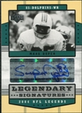 2004 Upper Deck Legends Legendary Signatures #LSMA Mark Duper Autograph