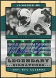 2004 Upper Deck Legends Legendary Signatures #LSMC Mark Clayton Autograph