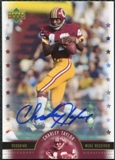 2005 Upper Deck Legends Legendary Signatures #CT Charley Taylor Autograph