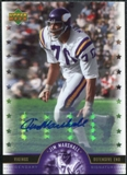 2005 Upper Deck Legends Legendary Signatures #JR Jim Marshall Autograph