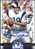 2005 Upper Deck Legends Legendary Signatures #RO Roman Gabriel Autograph
