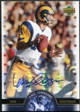2005 Upper Deck Legends Legendary Signatures #VF Vince Ferragamo Autograph