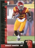 2011 Upper Deck #51 Ronald Johnson SP RC