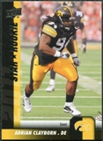 2011 Upper Deck #52 Adrian Clayborn SP RC