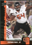 2011 Upper Deck #55 Stephen Paea SP RC