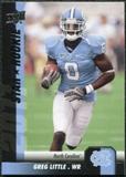 2011 Upper Deck #65 Greg Little SP RC