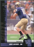 2011 Upper Deck #69 Jake Locker SP RC