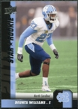 2011 Upper Deck #79 Deunta Williams SP RC