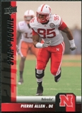 2011 Upper Deck #91 Pierre Allen SP RC
