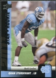 2011 Upper Deck #93 Quan Sturdivant SP RC
