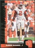 2011 Upper Deck #97 DeAndre McDaniel SP RC