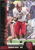 2011 Upper Deck #101 Tandon Doss SP RC