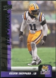 2011 Upper Deck #102 Kelvin Sheppard SP RC