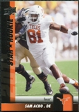 2011 Upper Deck #107 Sam Acho SP RC