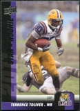 2011 Upper Deck #108 Terrence Toliver SP RC